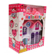 Вилла Китти с мебелью, Hello Kitty